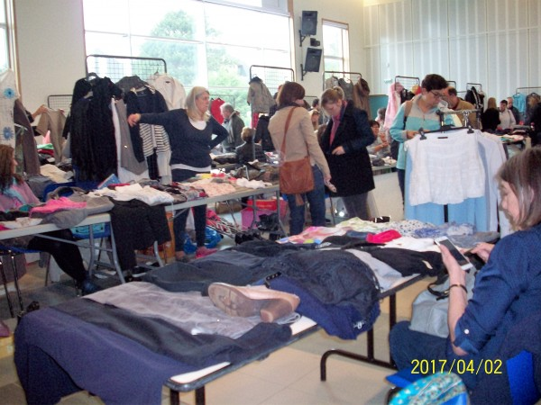 Quelques photos du Vide Dressing